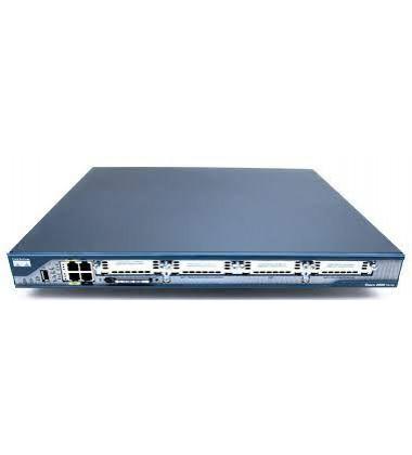 Roteador Cisco 2801 Modular 1U pronta entrega