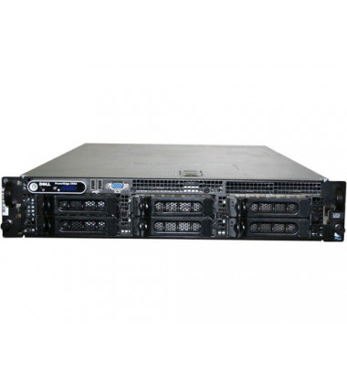 Servidor Dell PowerEdge 2950 Intel Xeon E5345 2.33GHz 32GB RAM Fonte Redundante 750W Seminovo pronta entrega