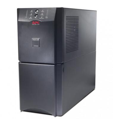 Smart UPS 3000I No-Break APC 3KVa (3000Va) 2700 Watts, Senoidal, Gerenciável, Entrada e Saída 220 Volts SUA3000i foto perfil esquerdo