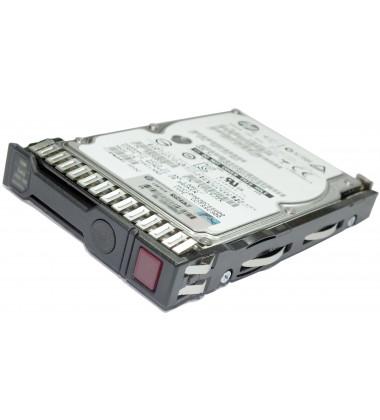 """791034-B21 HP Enterprise 1.8TB SAS 12G 10K SFF (2.5"""") SC 512e HDD foto 45º"""