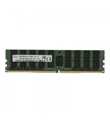 Memória RAM 64GB para Servidor Dell PowerEdge R630 DDR4-2666 MHz ECC Registrada pronta entrega
