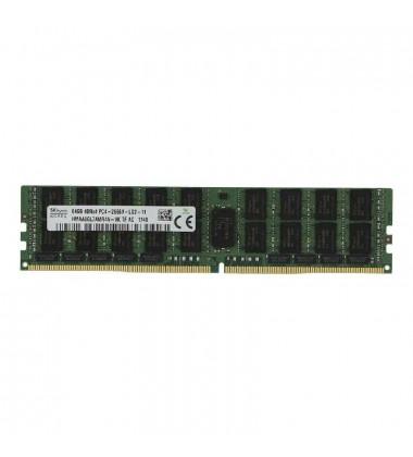 Memória RAM 64GB para Servidor Dell PowerEdge R6415 DDR4-2666 MHz ECC Registrada pronta entrega