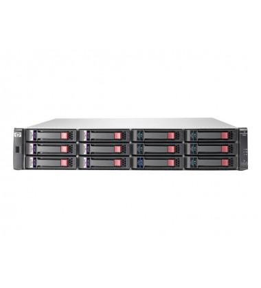 HP P2000 G3 Storage FC MSA Dual Controller LFF Modular Smart Array System