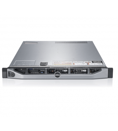 R610 Servidor Dell PowerEdge Xeon - Six Core - 2 Processadores 6-Core seminovo