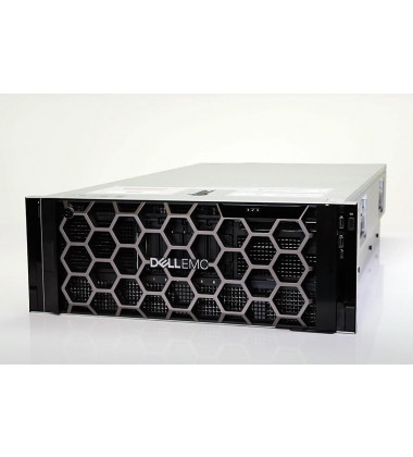 R940xa Servidor Dell PowerEdge 4 Processadores Físicos Intel Xeon Gold 6230 de 20 Cores / 40 Threads 2.1 GHz / 27,5MB cache Garantia Oficial Dell do Brasil capa