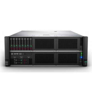 DL580 Gen10 Servidor HPE ProLiant 4P Gold 6152 64GB P408i-a 4x1600W PS capa