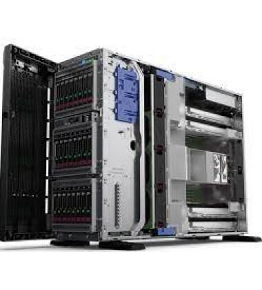 Servidor HPE ML350 Gen10 4210 1P 16GB 8 SFF P408i-a 1x800W FS RPS base SFF pronta entrega