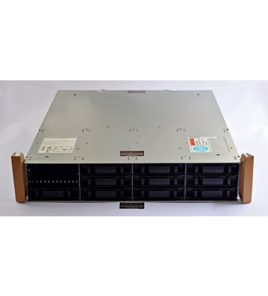 "HPE MSA 1040 Storage 2 Portas 1G iSCSI DC LFF (3,5"") 0 Discos frente"