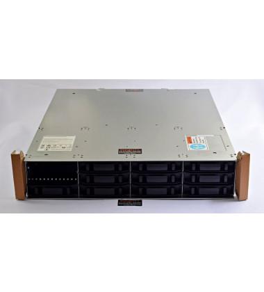 """E7W00A HPE MSA 1040 Storage 2 Portas 1G FC DC SFF (2,5"""") 0 Discos front"""