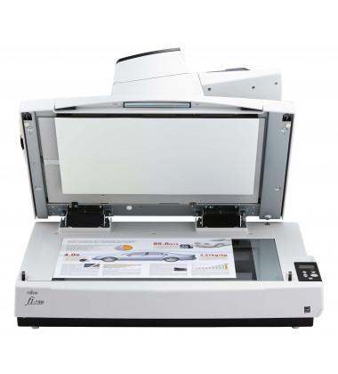 fi-7700 foto perfil com ADF aberto