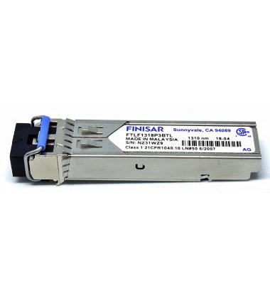 FTLF1318P3BTL | Transceiver FINISAR SFP 1GB 10KM 1310nm Duplex LC  EM ESTOQUE
