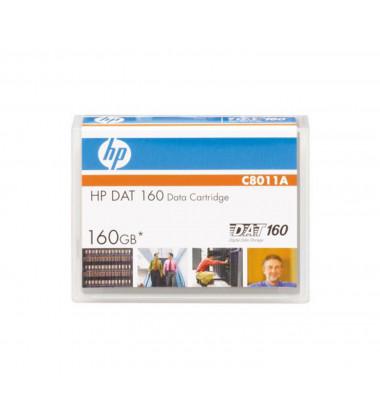 foto fita de dados HP DAT160 frente
