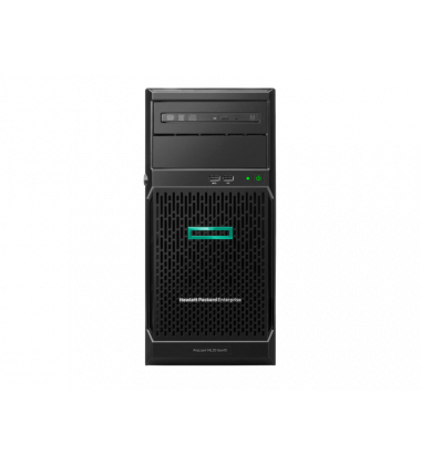 Servidor HPE ProLiant ML30 Gen10 frente