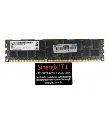 647901-B21 Memória RAM HPE 16GB DDR3-1600 MHz ECC Registrada para Servidores Gen8 DL160 DL360e DL360p DL380e DL380p DL580 ML350e ML350p