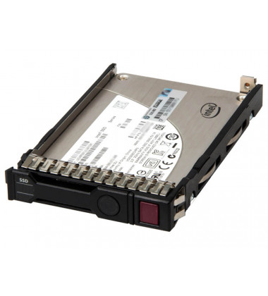 P04545-B21 | HPE 1.6TB SAS 12G Write Intensive SFF (2.5in) SC Digitally Signed Firmware SSD gaveta lateral