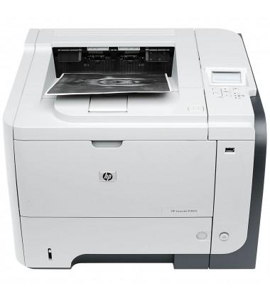 Impressora HP P3015DN foto frontal