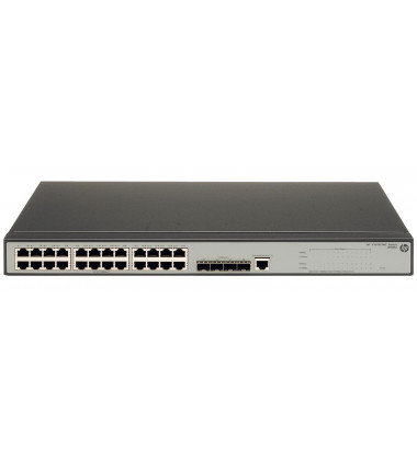 JE006A Switch HP V1910-24G Gerenciável L2 (Camada 2) e algumas funções de L3 (Camada 3)