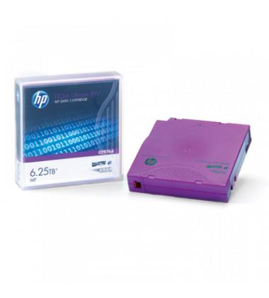 foto fita dados HP LTO6 frente