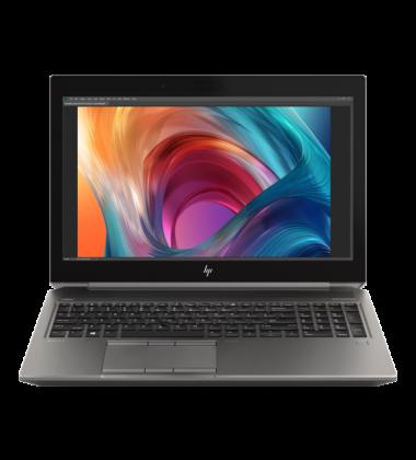 1A954LA Workstation Mobile HP ZBook 15 G6 frente Notebook Laptop