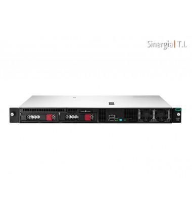 P06477-B21 Servidor HPE ProLiant DL20 Gen10 E-2124 LFF 16GB Hot Plug 1x290W frontal