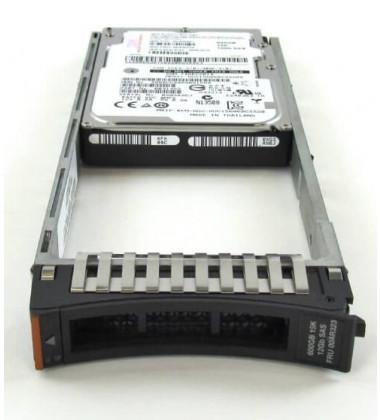 "0B31355 HDD IBM 600GB SAS 15K SFF 2.5"" para Storage V7000 G2 pronta entrega"