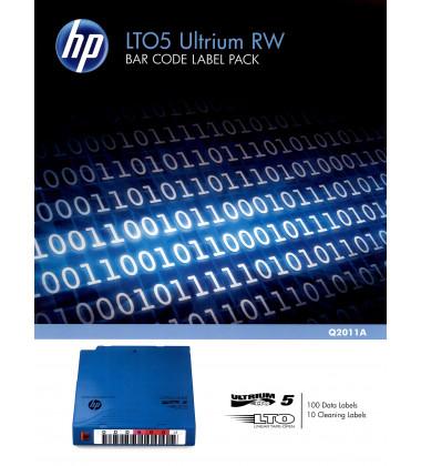 Foto capa Q2011A para Fitas LTO-5 Ultrium
