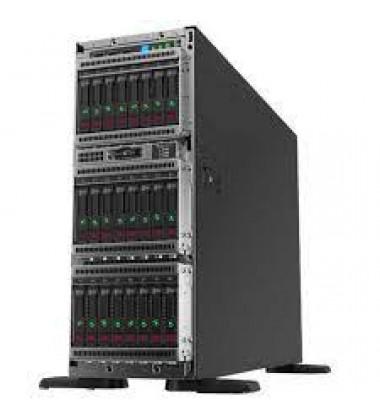 P11049-001 Servidor HPE ProLiant ML350 Gen10 3204 1P 16 GB S100I 4 LFF 1X500W RPS pronta entrega