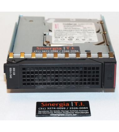 """4XB0G88729 HD Lenovo 600GB SAS 6Gbps 10K RPM 3.5"""" Hot Swap para Servidor RD350 RD450 pronta entrega"""