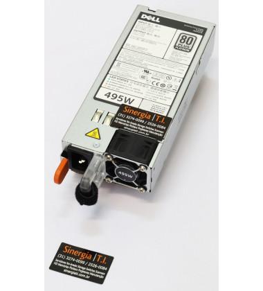 DPS-495AB  Fonte redundante 495W Dell para Servidor PowerEdge R620 R720 R720xd R820 T320 T420 T620 preço