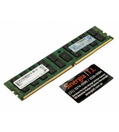P00924-B21 Memória RAM HPE 32GB DDR4-2933 MHz ECC Registrada para Servidores Gen10 DL360 DL380 DL580 ML350 ML110 pronta entrega