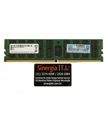P00924-B21 Memória RAM HPE 32GB DDR4-2933 MHz ECC Registrada para Servidores Gen10 DL360 DL380 DL580 ML350 ML110