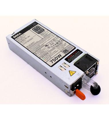 REF NO: DPS-750AB-2 A(00F) Fonte redundante Dell 750W para Servidor Dell R720 R520 T620 T420 T320 R820 R720XD capa