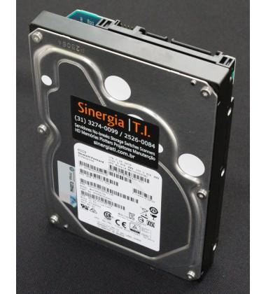 HDD (disco rígido) para Servidor da marca HP Enterprise PN: 801822-B21 659569-001 739333-001 Model Number MB1000GDUNU foto perfil superior direito