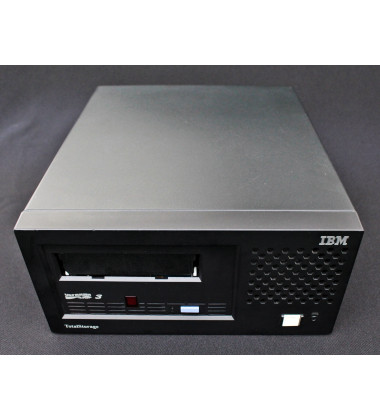 3580-L33 | Unidade de fita IBM LTO Ultrium 3 TotalStorage superior frontal