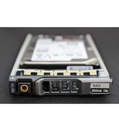 """400-AJPP Dell 600GB SAS 12 Gbps HD para Servidor 10,000 RPM SSF (2.5"""") HDD F0V7R gaveta"""