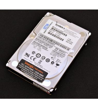 ST91000640SS HDD IBM SAS 2,5 Polegadas 1TB 7200 RPM 9RZ268-039 DIAGONAL para Servidor