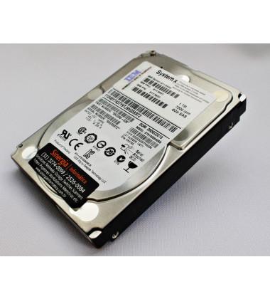 81Y9691 FRU HDD IBM SAS 2,5 Polegadas 1TB 7200 RPM ST91000640SS capa