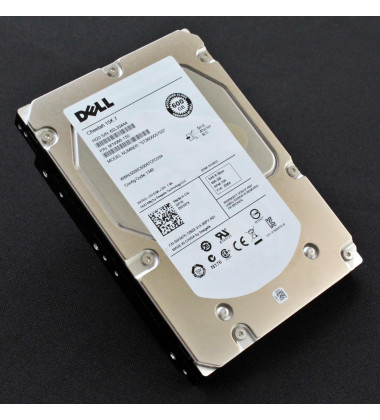 DP/N 0W347K | HD Dell para Servidores e Storage 600GB 16MB cache SAS 6G 15K RPM
