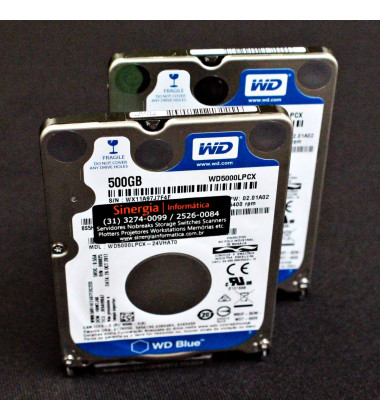 WD5000LPCX |  HDD WD 500GB SATA 6G 5400 RPM vertical