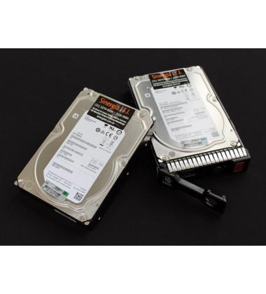 801888-B21 | HPE 4TB SATA 6G Entry 7.2K LFF (3.5in) RW 1yr Wty HDD
