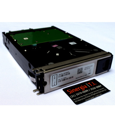 "0G7DH3 HD Dell 4TB SAS 12 Gbps 7.2K RPM LFF 3,5"" para Storage EqualLogic PS6510 DP/N pronta entrega"