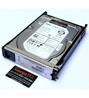 "0V9M9K | HD Dell 4TB SAS 7.2K rpm 12Gb 3,5"" para Storage Dell EqualLogic PS6510 capa"