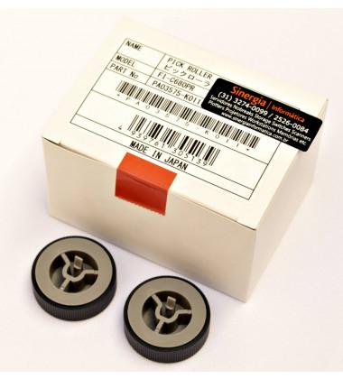 Pick Roller Fujitsu Original PA03575-K011 para Scanners fi-6800 e fi-7900