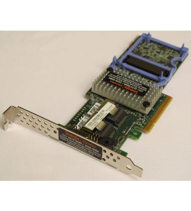 Foto perfil placa controladora 81Y4481 Serveraid M5110 SAS/SATA Controller for System x FRU: 00AE807