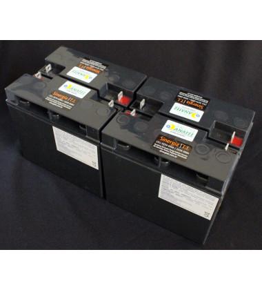 RBC55 Módulo de Baterias Sobressalente #55 da APC foto perfil battery replacement