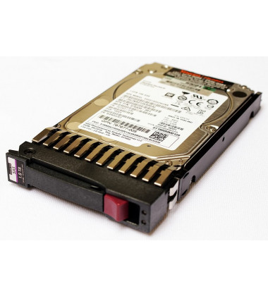 "J9F49A HD HP 1.8TB SAS 12Gb/s DP Enterprise 10K SFF Hot-Plug 2,5"" frontal"