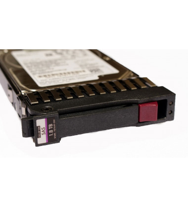 "EG001800JWJNR | HD HP 1.8TB SAS 12Gb/s DP Enterprise 10K SFF Hot-Plug 2,5"" gaveta"