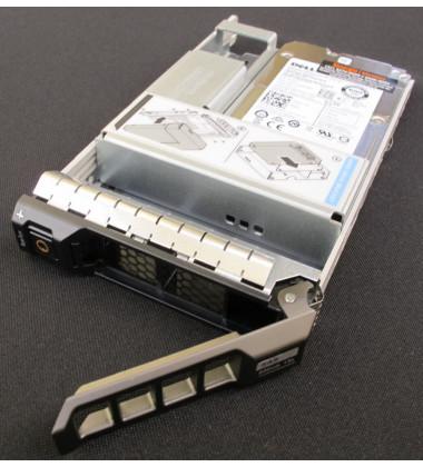 "HD disco rígido 400-AJSC Dell 600GB SAS 12 Gbps HD para Servidor 15,000 RPM (15K) LFF (3.5"") HDD RHRR4 foto frontal"