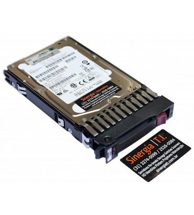 """J9F42A HD HPE 600GB SAS 12Gb/s DP 15K SFF Hot-Plug 2,5"""" Storage MSA 1040, 2040, 1050 e 2050 e StorageWorks P2000 G3 capa"""