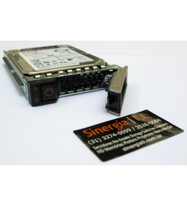 400-ATII   Dell 300GB 15K RPM SAS 12Gbps 512n 2,5 para PowerEdge R740 pronta entrega
